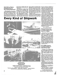 Maritime Reporter Magazine, page 38,  Oct 1986 Naval Sea Systems Command