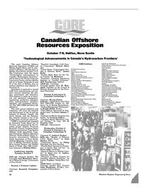Maritime Reporter Magazine, page 40,  Oct 1986 Oilfield Service