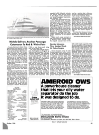 Maritime Reporter Magazine, page 43,  Oct 1986 Massachusetts