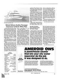 Maritime Reporter Magazine, page 43,  Oct 1986 Massachusetts