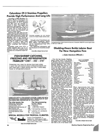 Maritime Reporter Magazine, page 44,  Oct 1986 New Hampshire