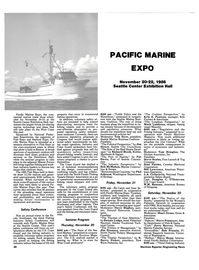 Maritime Reporter Magazine, page 46,  Oct 1986 Bob Francis