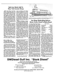 Maritime Reporter Magazine, page 6,  Oct 1986 California