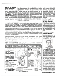Maritime Reporter Magazine, page 10,  Nov 1986 Connecticut
