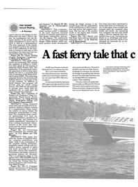 Maritime Reporter Magazine, page 28,  Nov 1986 Daniel W. Bil