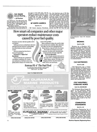 Maritime Reporter Magazine, page 32,  Nov 1986 Connecticut