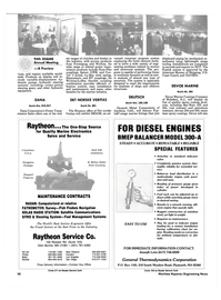 Maritime Reporter Magazine, page 34,  Nov 1986 California