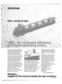 Maritime Reporter Magazine, page 45,  Nov 1986