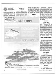 Maritime Reporter Magazine, page 46,  Nov 1986