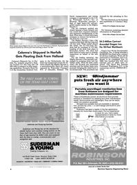 Maritime Reporter Magazine, page 4,  Nov 1986