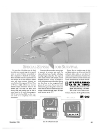 Maritime Reporter Magazine, page 59,  Nov 1986