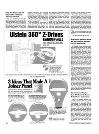 Maritime Reporter Magazine, page 60,  Nov 1986