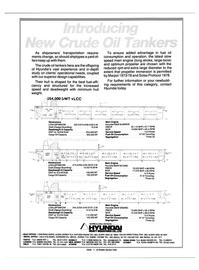Maritime Reporter Magazine, page 61,  Nov 1986 crude oil tankers