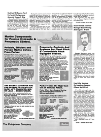 Maritime Reporter Magazine, page 6,  Nov 1986 Military