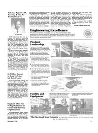 Maritime Reporter Magazine, page 79,  Nov 1986 Ohio