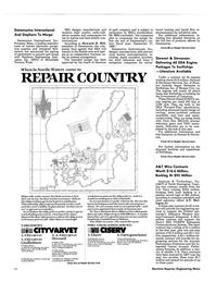 Maritime Reporter Magazine, page 84,  Nov 1986 Massachusetts