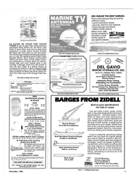 Maritime Reporter Magazine, page 95,  Nov 1986