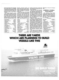 Maritime Reporter Magazine, page 15,  Dec 1986 Dan Steering