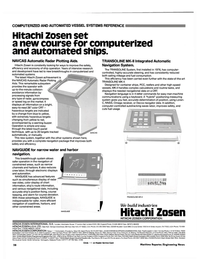 Maritime Reporter Magazine, page 26,  Dec 1986