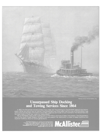 Maritime Reporter Magazine, page 1,  Dec 1986 South Street Seaport Museum