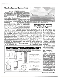 Maritime Reporter Magazine, page 30,  Dec 1986