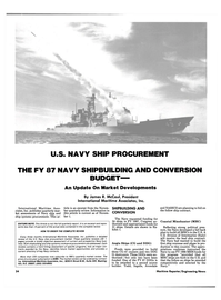 Maritime Reporter Magazine, page 32,  Dec 1986 United States