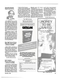 Maritime Reporter Magazine, page 51,  Dec 1986