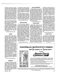 Maritime Reporter Magazine, page 53,  Dec 1986