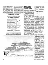 Maritime Reporter Magazine, page 62,  Dec 1986
