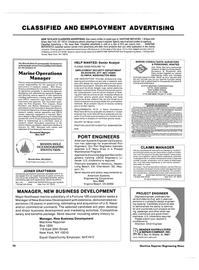Maritime Reporter Magazine, page 68,  Dec 1986