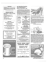 Maritime Reporter Magazine, page 70,  Dec 1986