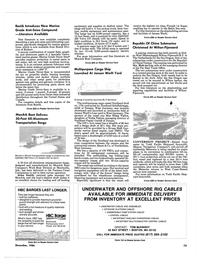 Maritime Reporter Magazine, page 71,  Dec 1986