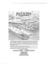 Maritime Reporter Magazine, page 3rd Cover,  Dec 1986