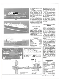 Maritime Reporter Magazine, page 10,  Dec 1987 New Jersey