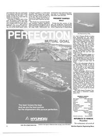 Maritime Reporter Magazine, page 12,  Dec 1987 Buchanan