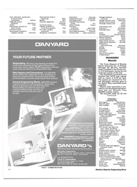 Maritime Reporter Magazine, page 16,  Dec 1987