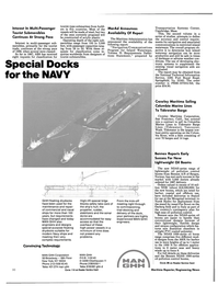 Maritime Reporter Magazine, page 22,  Dec 1987 Massachusetts