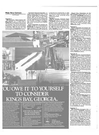Maritime Reporter Magazine, page 34,  Dec 1987 Rhode Island