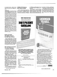 Maritime Reporter Magazine, page 35,  Dec 1987 Nebraska