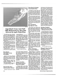 Maritime Reporter Magazine, page 36,  Dec 1987