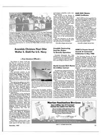 Maritime Reporter Magazine, page 39,  Dec 1987 W.C. Pfister