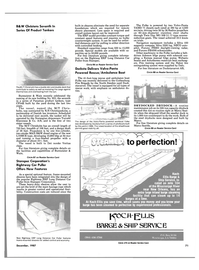 Maritime Reporter Magazine, page 57,  Dec 1987 Mississippi