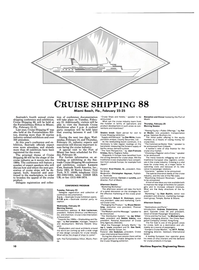 Maritime Reporter Magazine, page 8,  Jan 1988