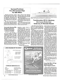 Maritime Reporter Magazine, page 10,  Jan 1988 New York