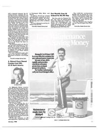 Maritime Reporter Magazine, page 11,  Jan 1988