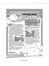 Maritime Reporter Magazine, page 2nd Cover,  Jan 1988 oil