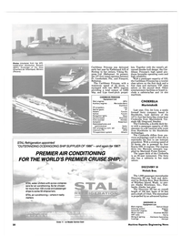 Maritime Reporter Magazine, page 20,  Jan 1988