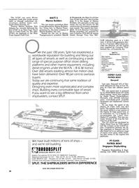 Maritime Reporter Magazine, page 30,  Jan 1988