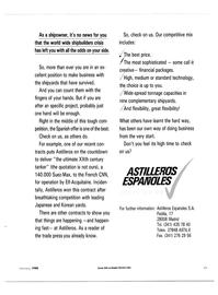 Maritime Reporter Magazine, page 35,  Jan 1988