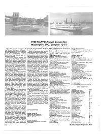 Maritime Reporter Magazine, page 36,  Jan 1988